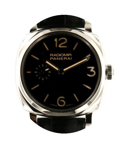 Panerai Radiomir Pam00512 Steel, Leather...