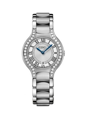 Ebel Beluga Steel Case with Diamonds, Ro...