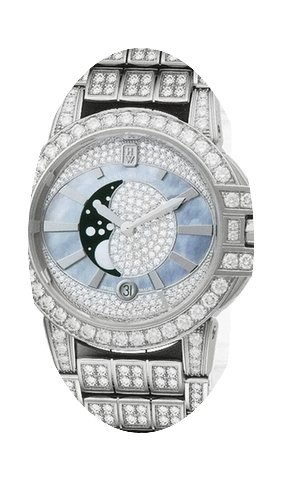 Harry Winston Ocean Lady Moon Phase 36mm...