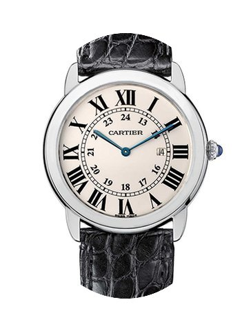 Cartier Ronde Solo 36 Mm...