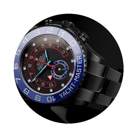 Pro-Hunter Yacht-Master II - Ceramic Bez...