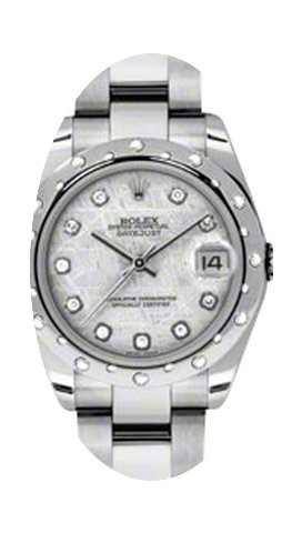 Rolex Datejust Ladies Midsize 178344-MTD...