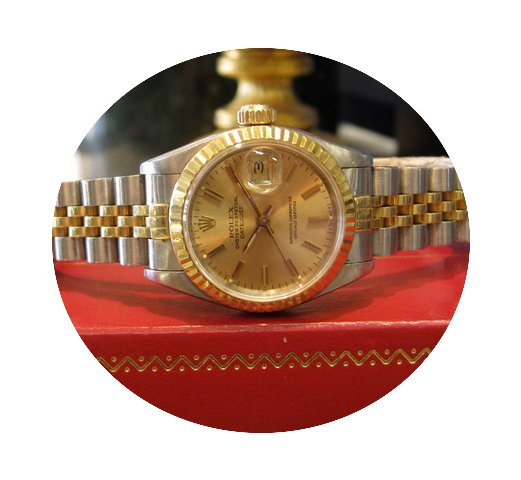 Rolex Datejust Yellow Gold & Stainle...