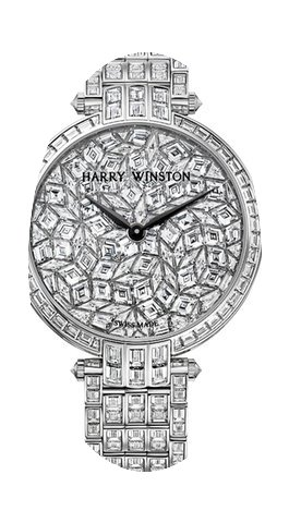 Harry Winston Premier Ladies Quartz 36mm...