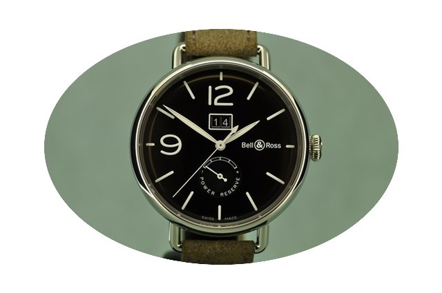 Bell & Ross Vintage WW190 Big Date P...