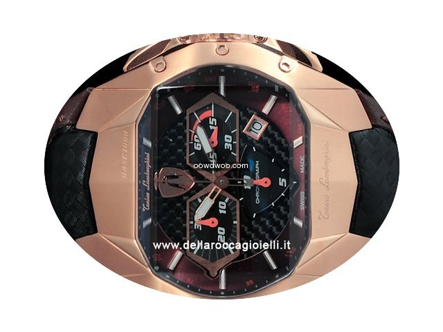 Tonino Lamborghini GT2 Watch 815RG...