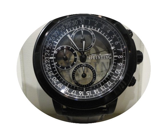 Quinting Mysterious Chronograph...