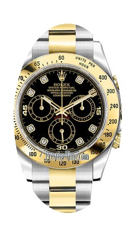 Rolex Cosmograph Daytona Steel and Gold ...