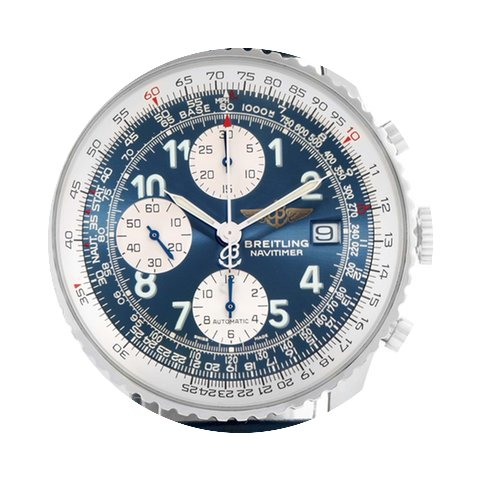 Breitling Navitimer Ii Automatic Steel B...