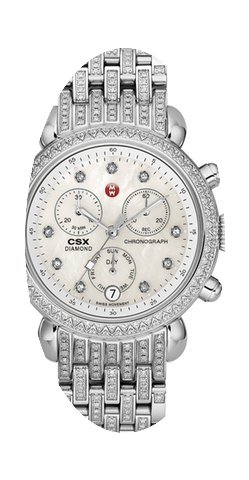 Michele Signature CSX Ladies Watch...