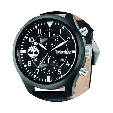 Timberland Watches Madbury Men's Multifu...