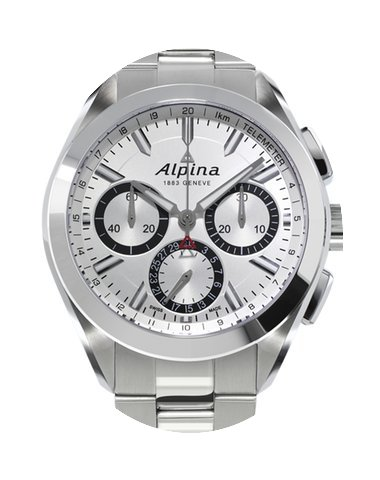Alpina Manufacture 4 Flyback Chronograph...