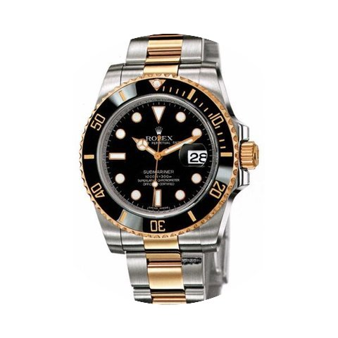 Rolex Submariner Steel &Yellow Gold...