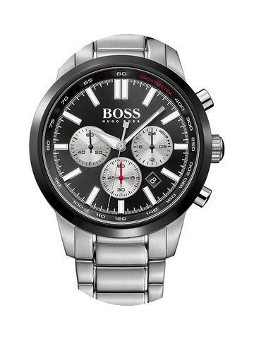 Hugo Boss 1513189 Racing Chrono Herren 4...