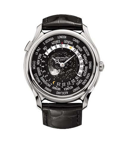 Patek Philippe World Time 175th Annivers...