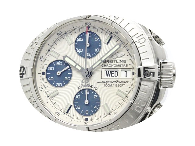 Breitling Chrono Superocean Steel Automa...
