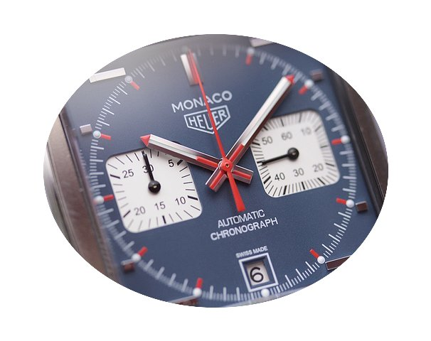 TAG Heuer Men's Monaco Calibre 11