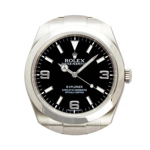 Rolex Explorer I Stainless Steel 214270 ...