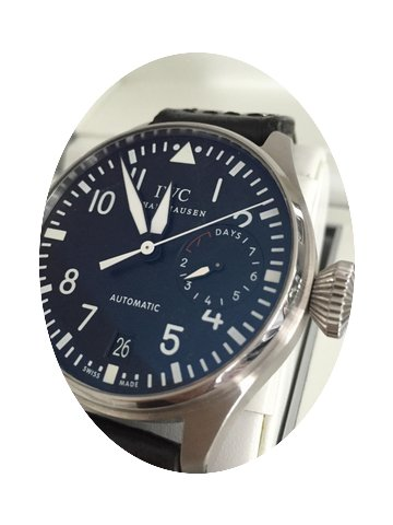 IWC Big Pilot's Watch...