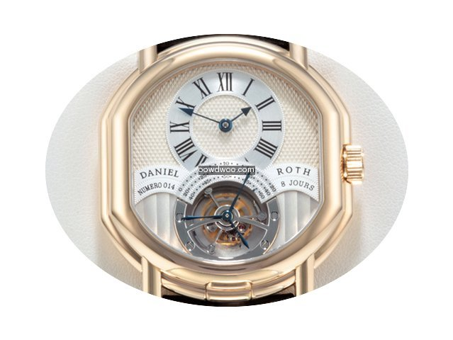 Daniel Roth Tourbillon 8 Days 197.X.40 R...
