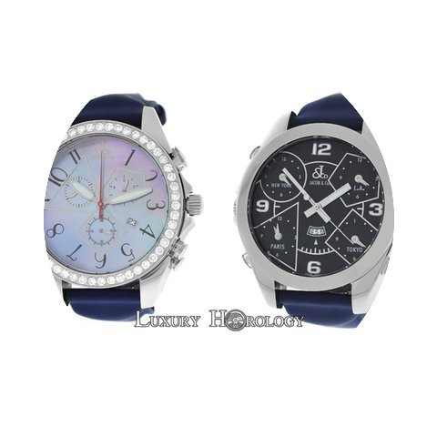Jacob & Co. JC27 Six Time Zones Chro...