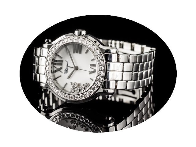 Chopard Happy Sport Diamonds...