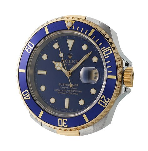 Rolex Submariner Steel & Yellow Gold...