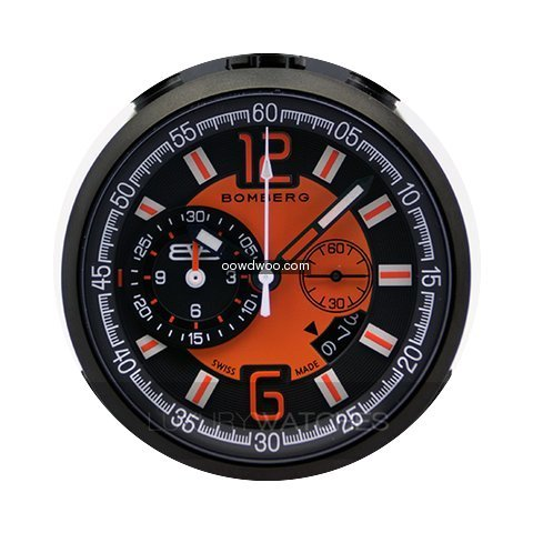 Bomberg Bolt-68 Quartz Chronograph...