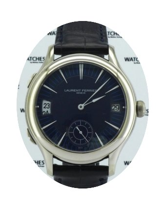 Laurent Ferrier Gallet Traveller Dual Ti...