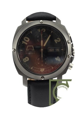 Anonimo Cronoscopio Mark II Nero NEW...