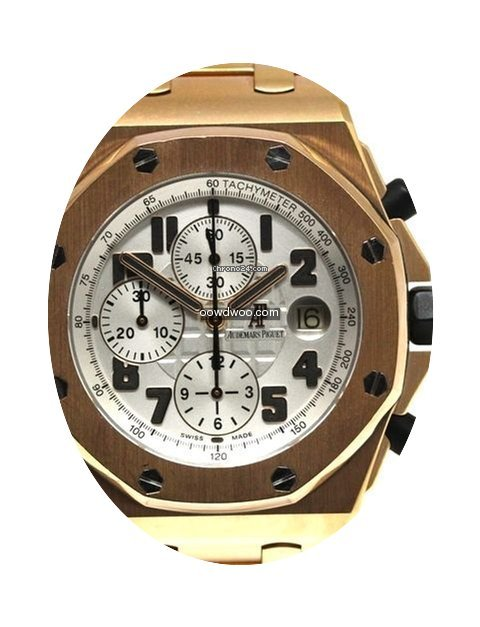 Audemars Piguet Royal Oak Offshore Chron...