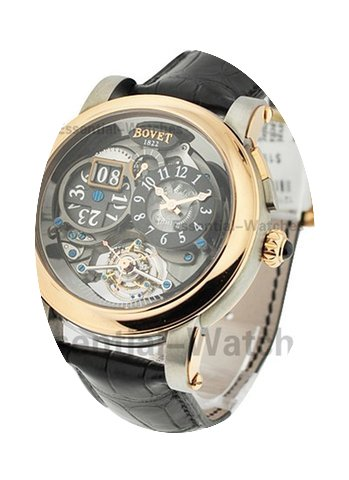 Bovet Dimier Recital 5 Tourbillon Big Da...