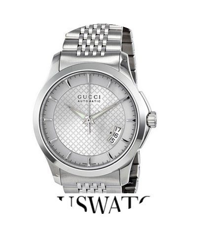 Gucci G-Timeless Silver Dial 38mm YA1264...