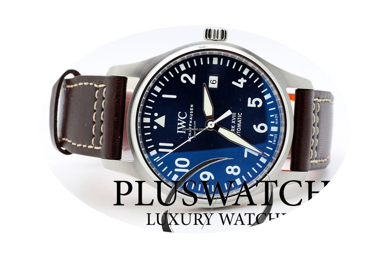 "IWC Pilot's Watch Mark XVIII Edition ""..."