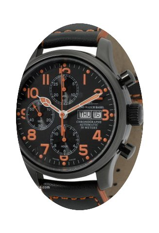 Zeno-Watch Basel NC Pilot Chrono Day-Dat...
