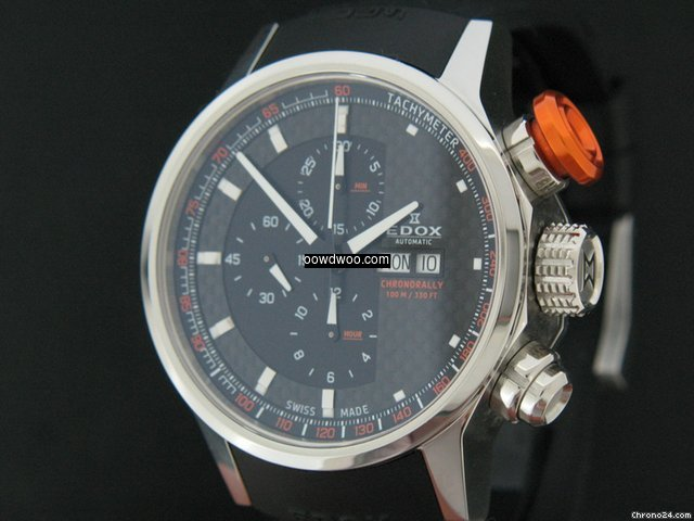 Edox WRC Automatic Chronorally...