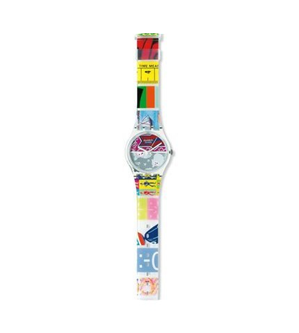 Swatch GZ177 - Lot's of Swatch...