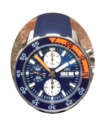 IWC Aquatimer Chronograph Automatic...