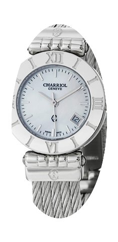 Charriol Alexandre Mother of Pearl Dial ...