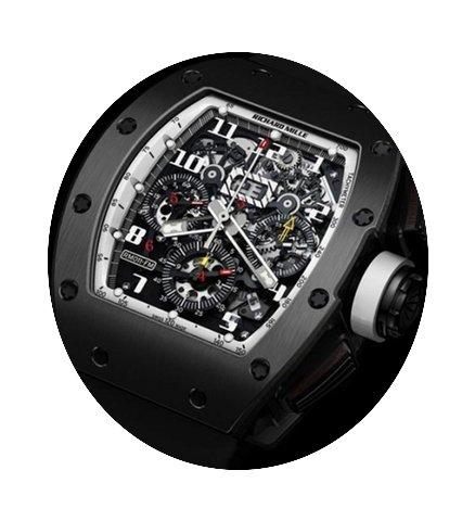 Richard Mille RM011 Americas White Limit...