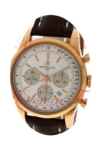 Breitling Transocean Chronograph 43mm, M...