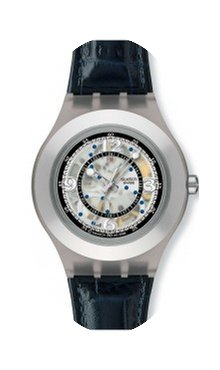 Swatch Cercle Toujours - diaphane...