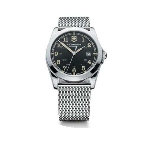 Victorinox Swiss Army Infantry dark grey...