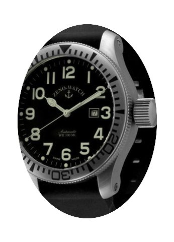 Zeno-Watch Basel Jumbo Automatic...
