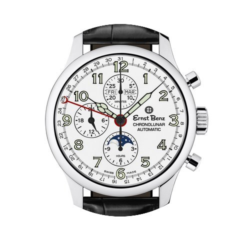 Ernst Benz Chronolunar GC40312...