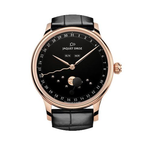 Jaquet-Droz The eclipse black enamel...