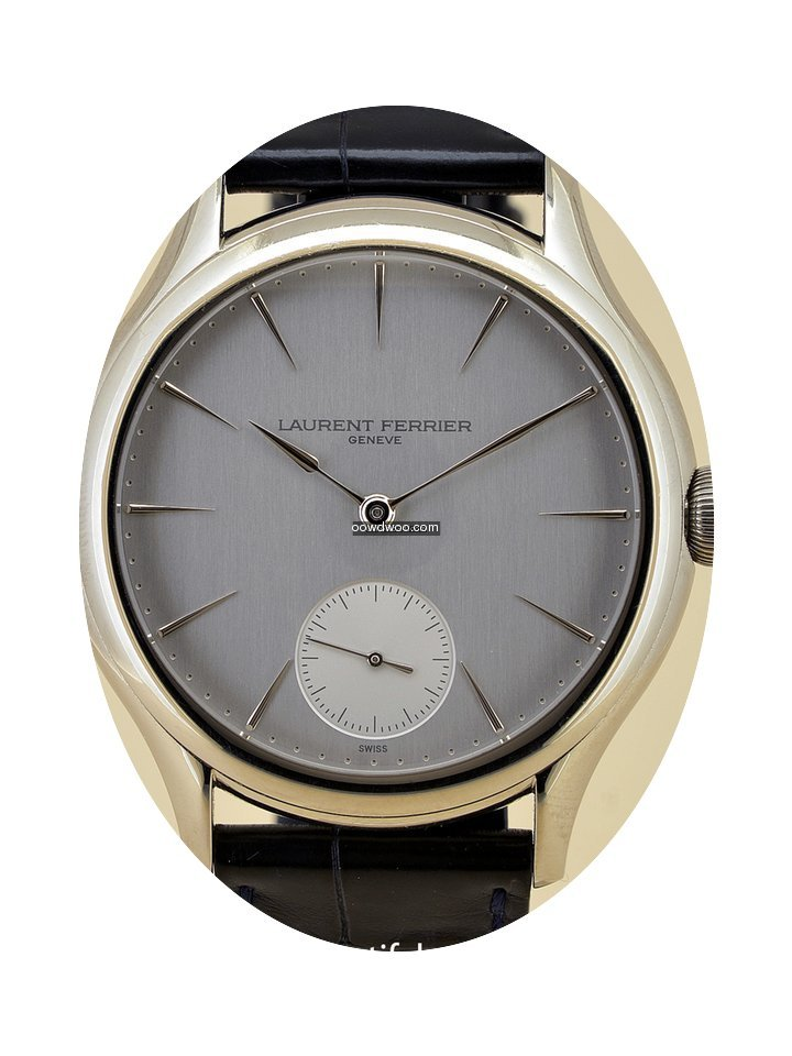 Laurent Ferrier Gallet Micro-Rotor white...