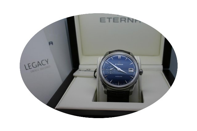 Eterna 1948 Legacy Small Second Manufact...