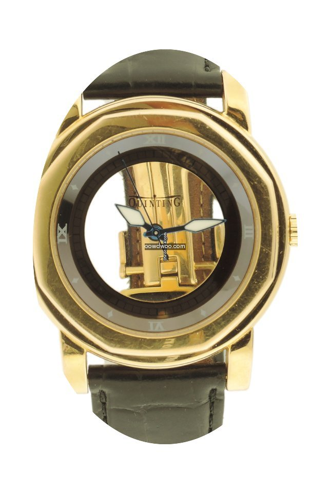 Quinting Montre Mysterieuse 18k YG