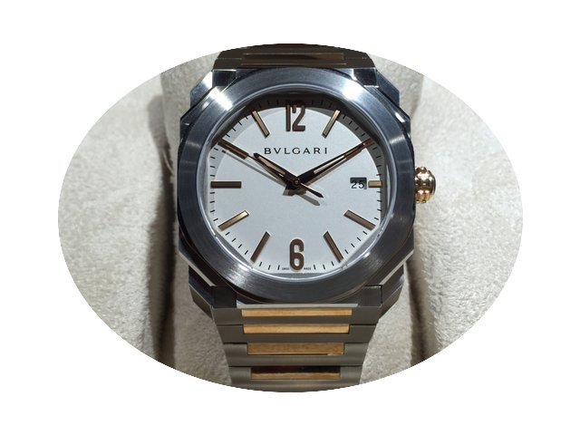 Bulgari Octo SoloTempo Automatic 38 mm S...